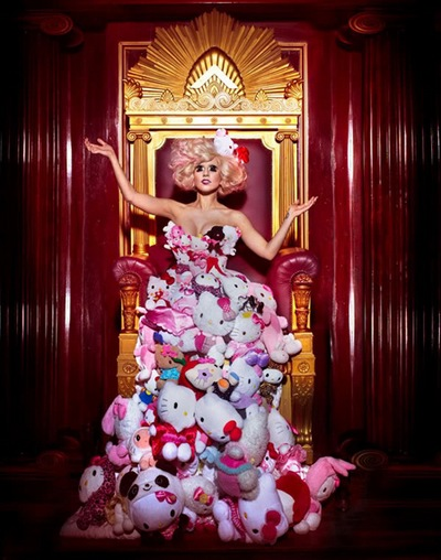 LadyGaga-hello-kitty-celebration-photo-shoot-5