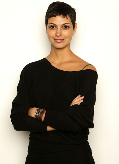 Who S That Girl Morena Baccarin From Abc S V Mini