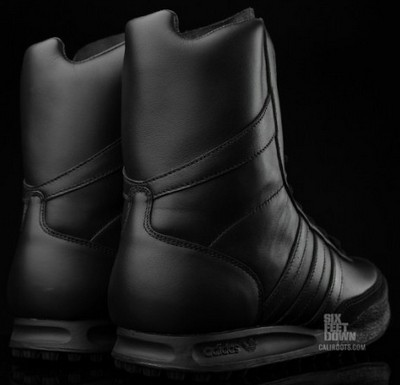 "ADIDAS ORIGINALS BY JEREMY SCOTT ""JS CROSS"" COMBAT BOOTS. Posted on  November 10 f38b48ede"