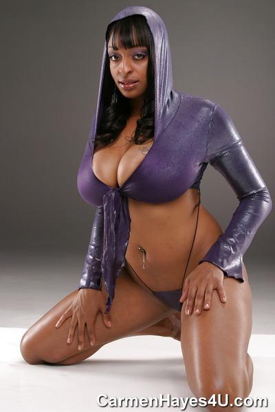 Porn Star Carmen Hayes 121