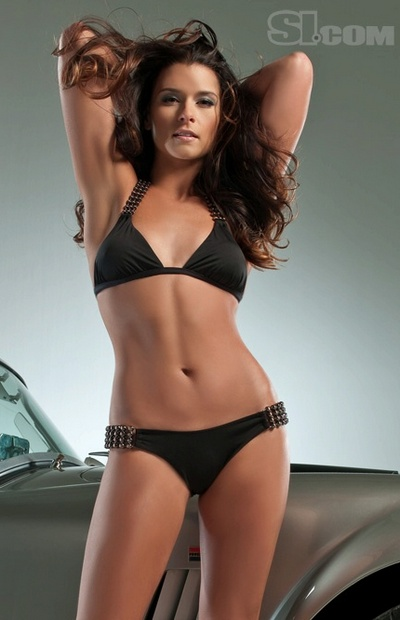 Danica Patrick For Sports Illustrated S Swimsuit Issue
